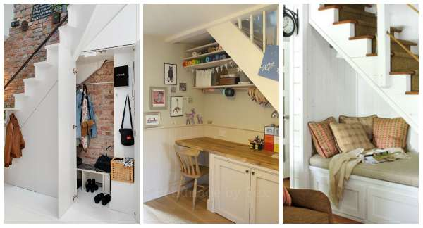 16 formidables id es pour am nager l 39 espace sous l 39 escalier guide astuces. Black Bedroom Furniture Sets. Home Design Ideas