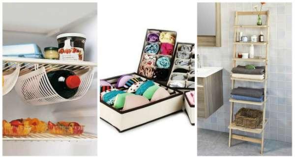 17 meubles et accessoires amazon indispensables pour ranger et gagner de la place guide astuces. Black Bedroom Furniture Sets. Home Design Ideas